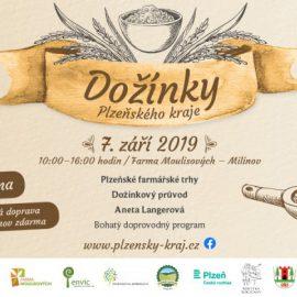 Dožínky Plzeňského kraje