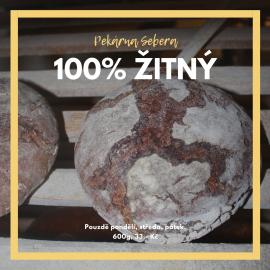 Potravinou Plzeňského kraje je náš žitný chléb!